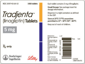 Linagliptin (Tradjenta)