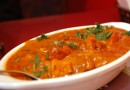 Indian butter chicken for people wit diabetes