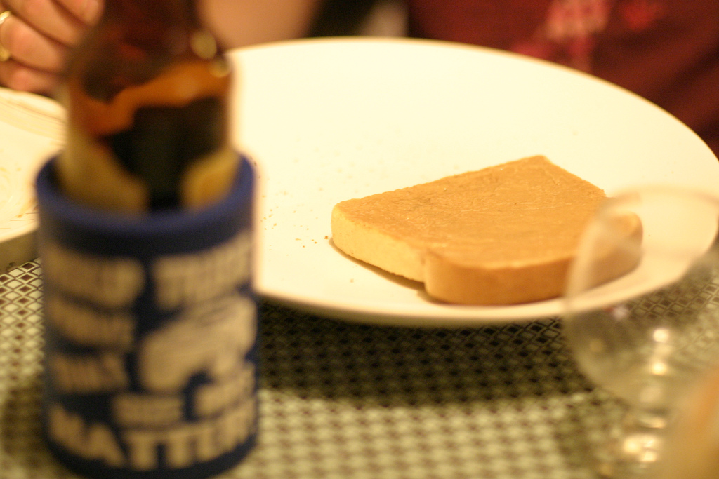 Banana Butter Toast