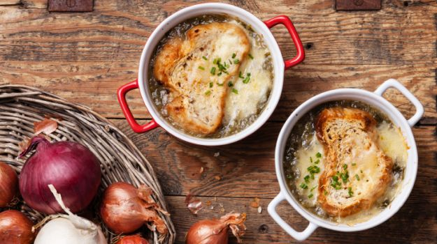 Healthy Low Fat French Onion Soup