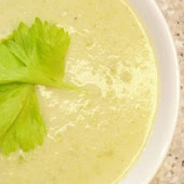 Low Fat Celery Soup